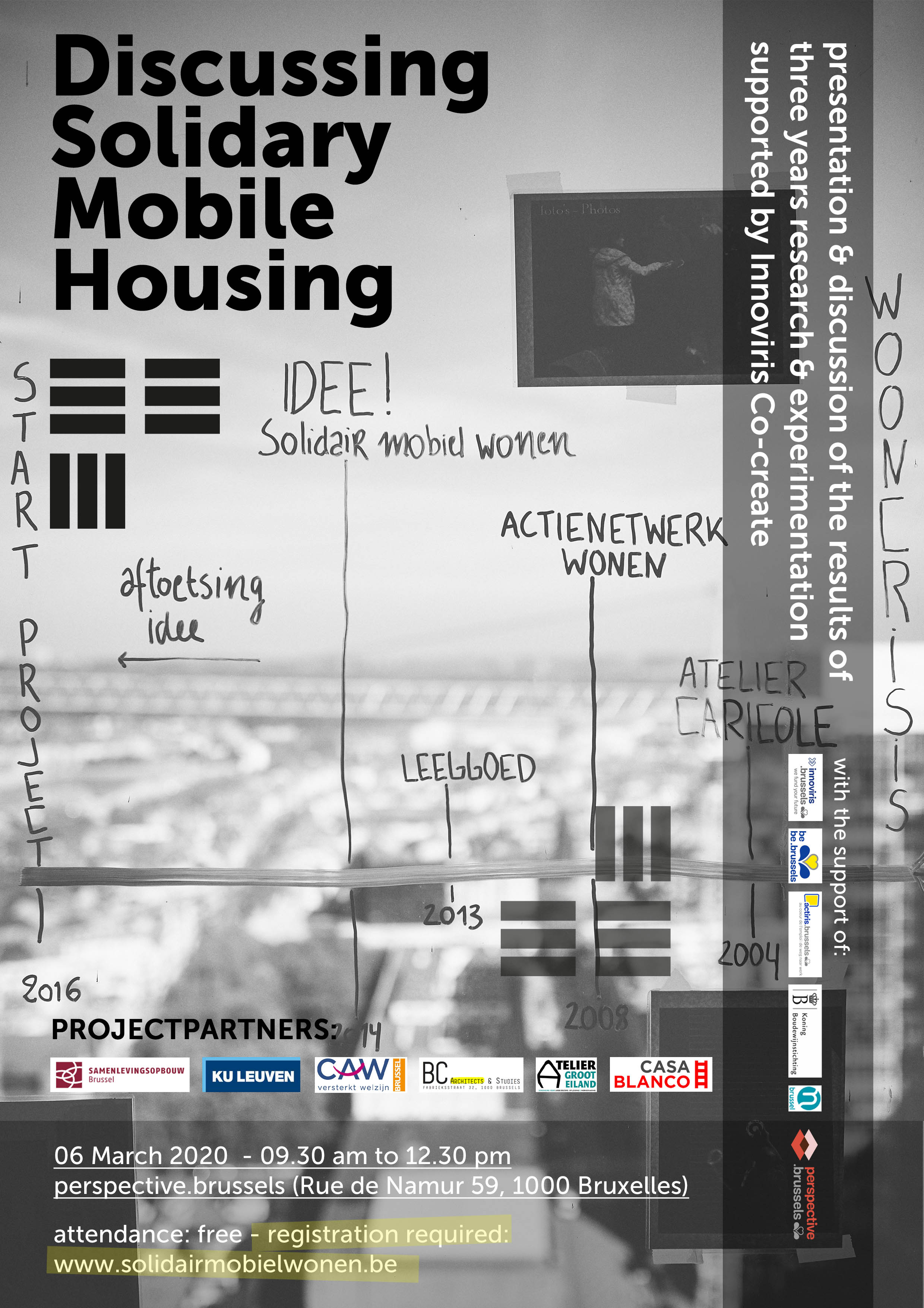 Closing seminar Solidary Mobile Housing
